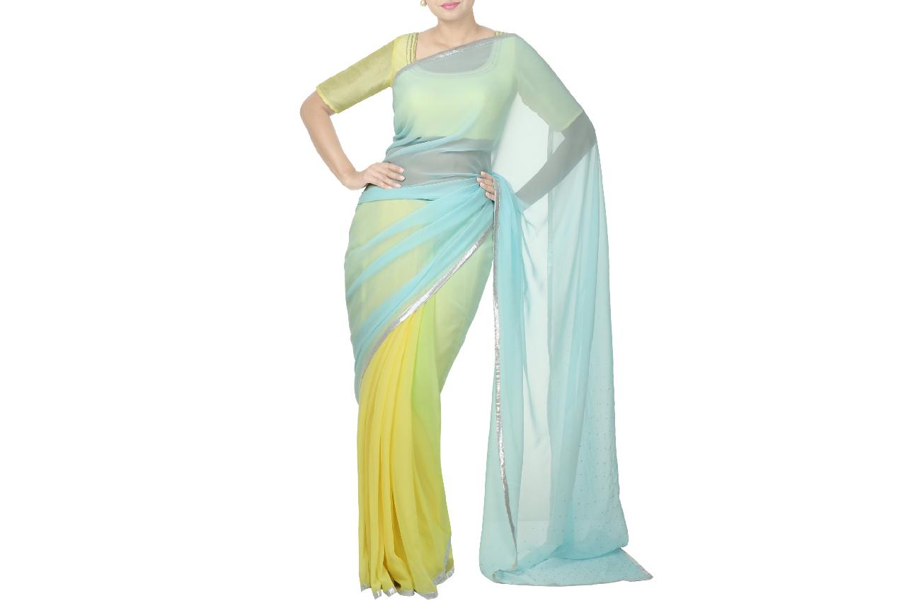 designer wear sarees