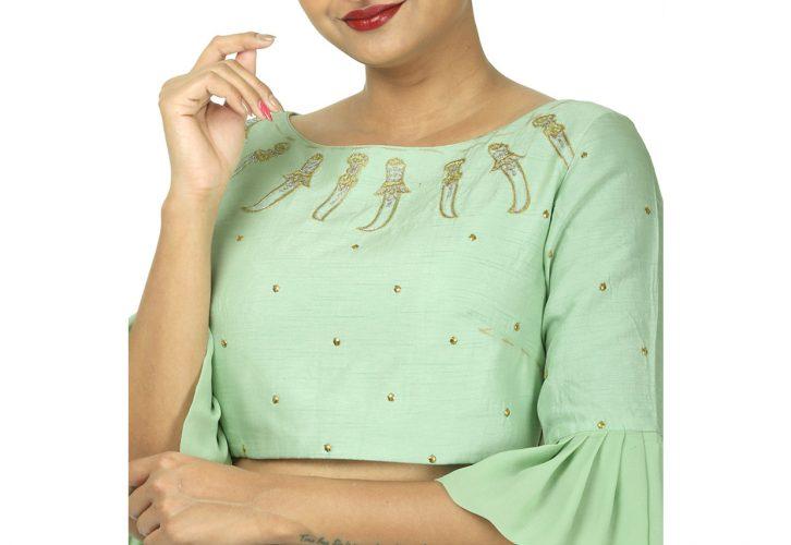 printed blouses online