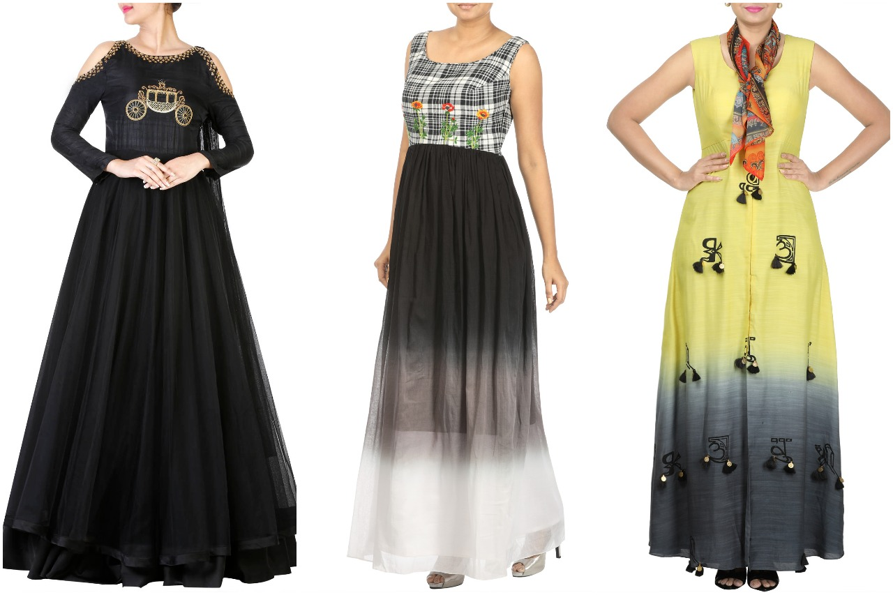 fusion wear dresses online in india