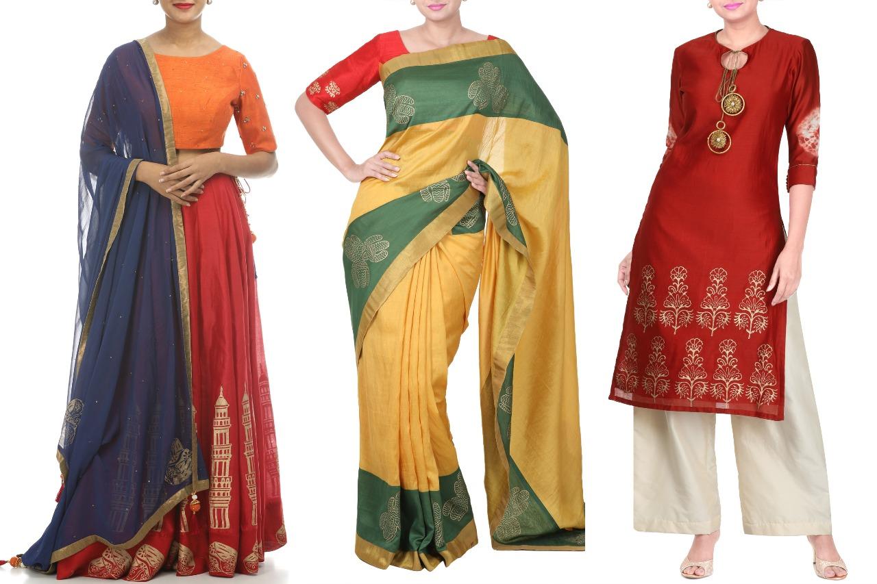 designer ethnic wear online