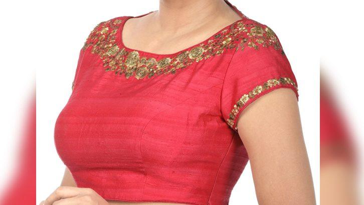 designer blouses online india