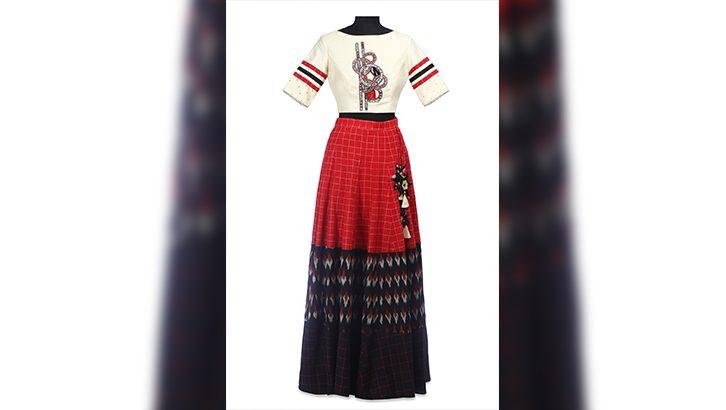 party wear lehenga online