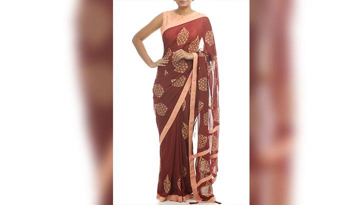 designer sarees online india