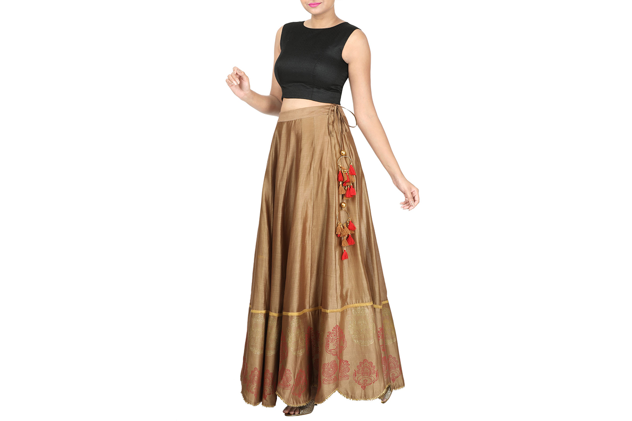 designer skirts online for women