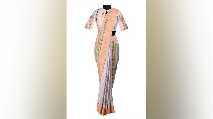 designer sarees HLabel