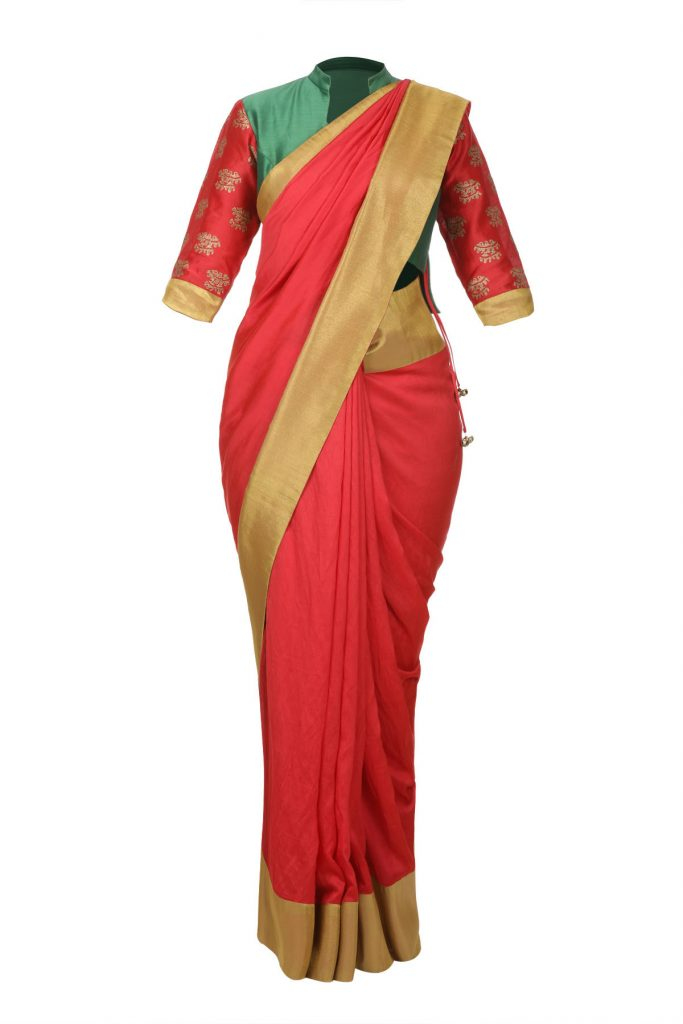 latest designer party wear sarees